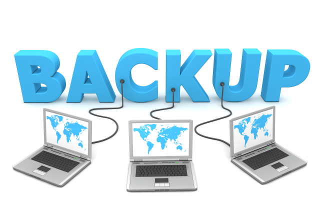 Create Backup of Your Site Regularly