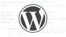 protect your WordPress from Vulnerabilities