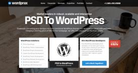 PSD-To-WordPress-WordPrax
