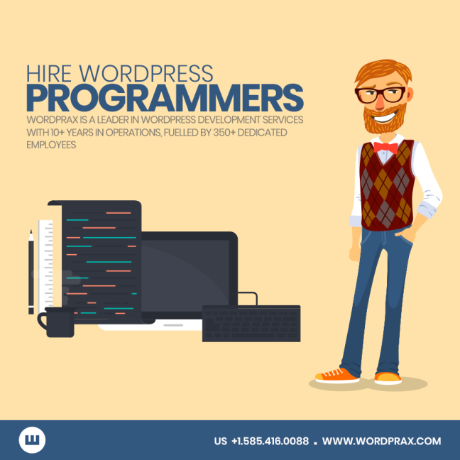 Hire WordPress Programmers